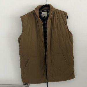 Matix Light Brown Vest